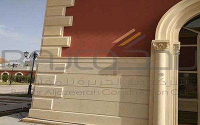 تنظيف واجهات رخام و حجر في مدينة الرياض