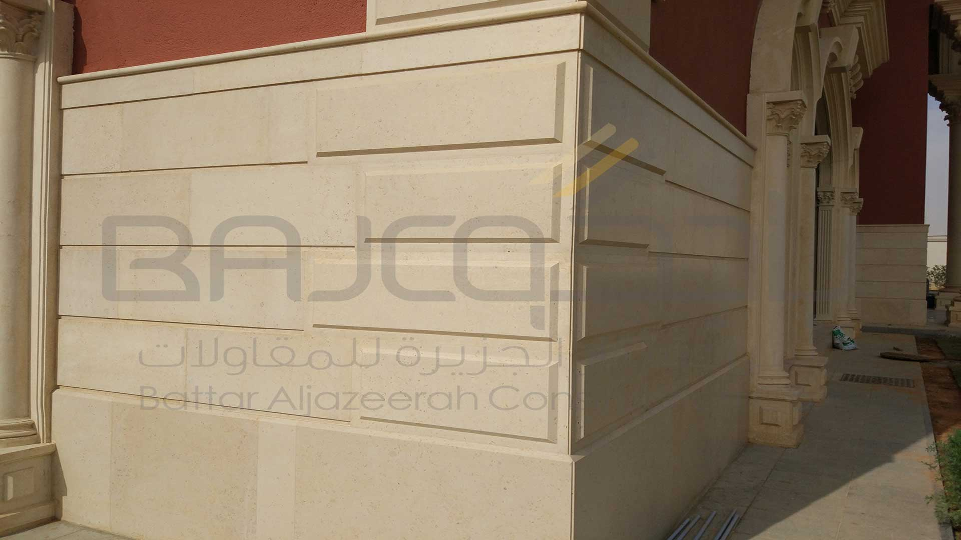 جلي واجهات حجر الرياض