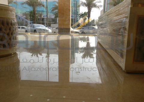 جلي الرخام في الرياض