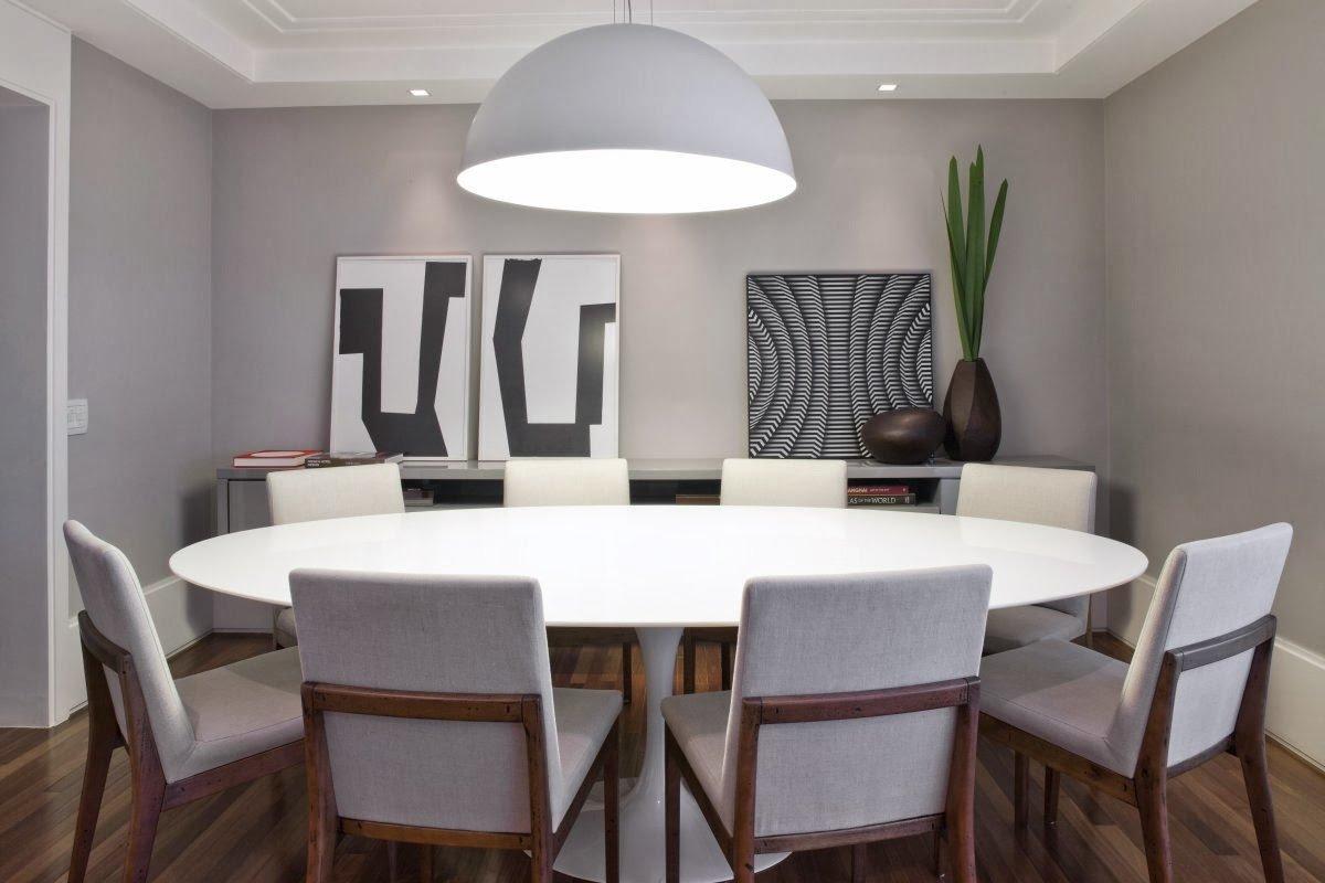 inspirational-modern-dining-room-design-barra-funda-apartment | شركة