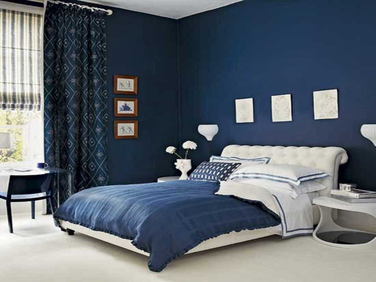 navy dark blue bedroom design ideas pictures dark 16500 | navy dark blue bedroom design ideas pictures dark navy blue backgrounds 76f7748a548c0a3a 1