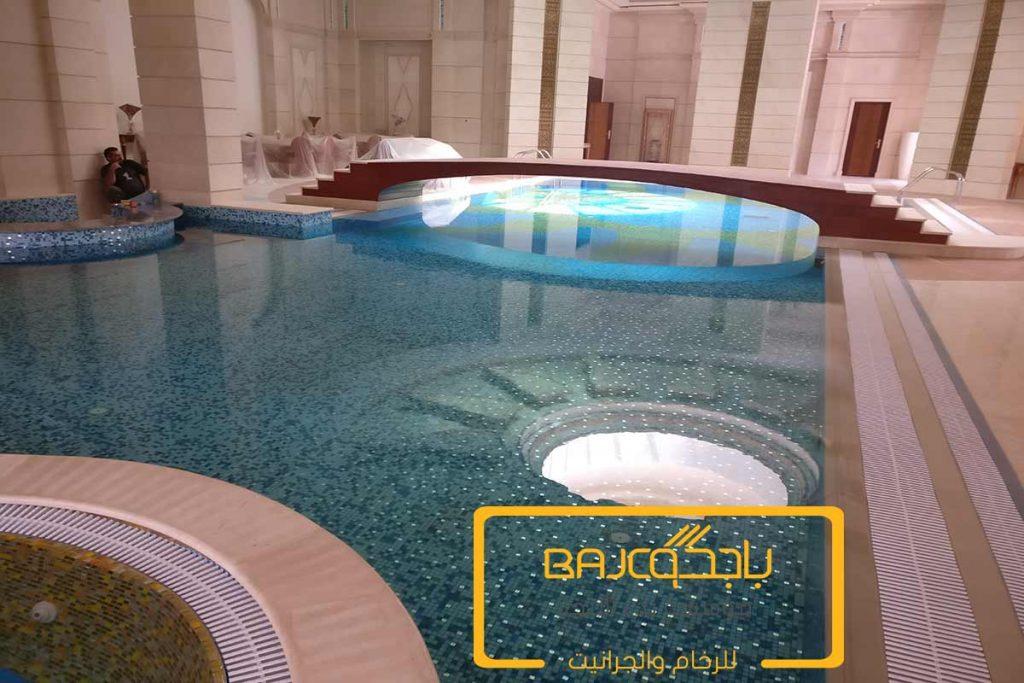 تركيب موازييك مسابح في الرياض