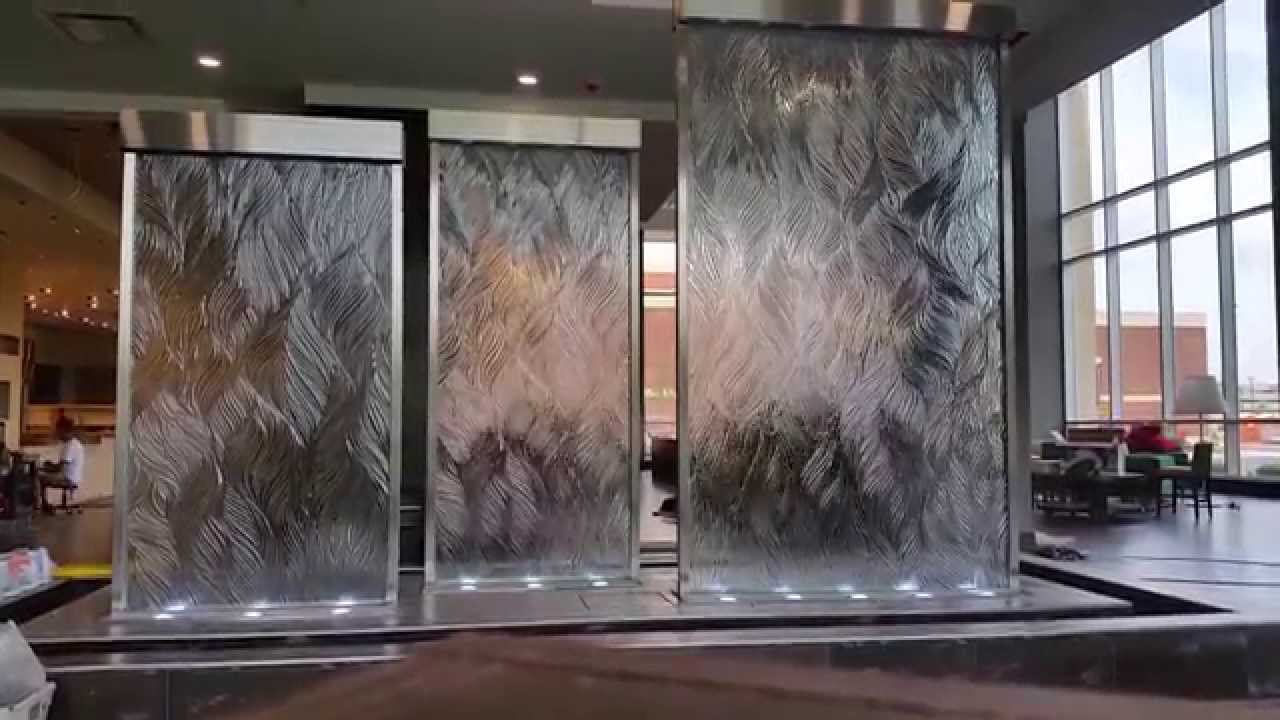 تصميم شلالات استراحات رائعه ومميزه شركة بدء الانجاز