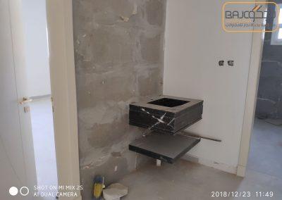 تفصيل وتركيب مغاسل رخام بحوض شلال (7)