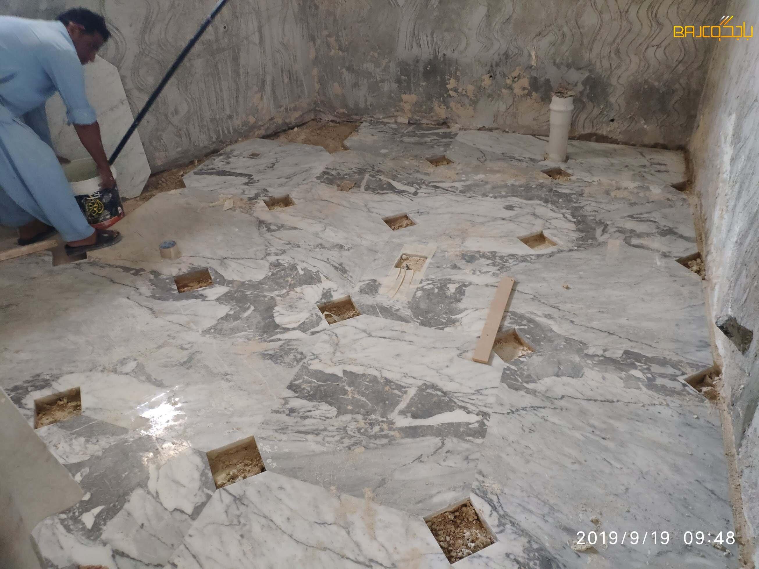 تركيب حمام رخام اربسكاتو اوبن بوك (4)