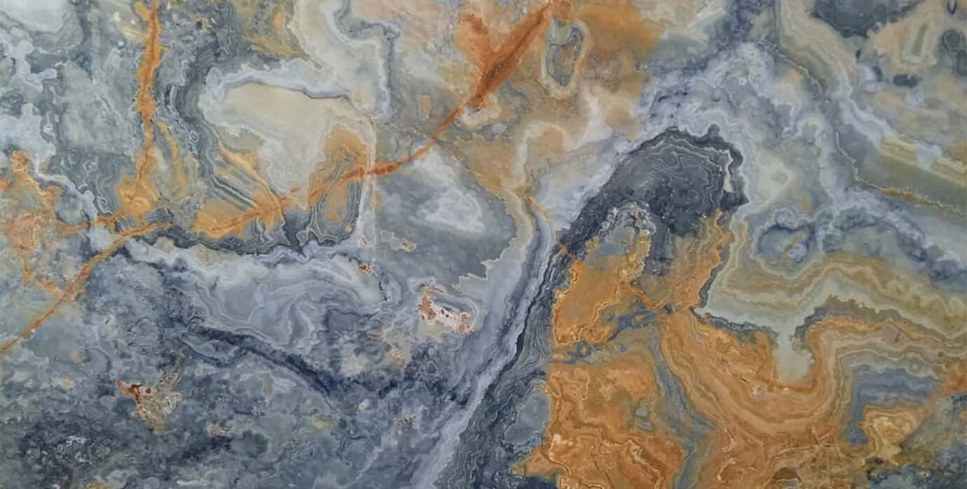 رخام ازرق marble-blu