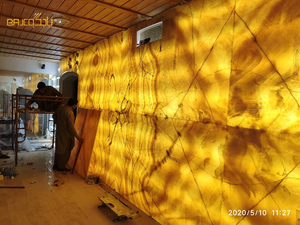 تركيب جدار اونيكس اوبن بوك3