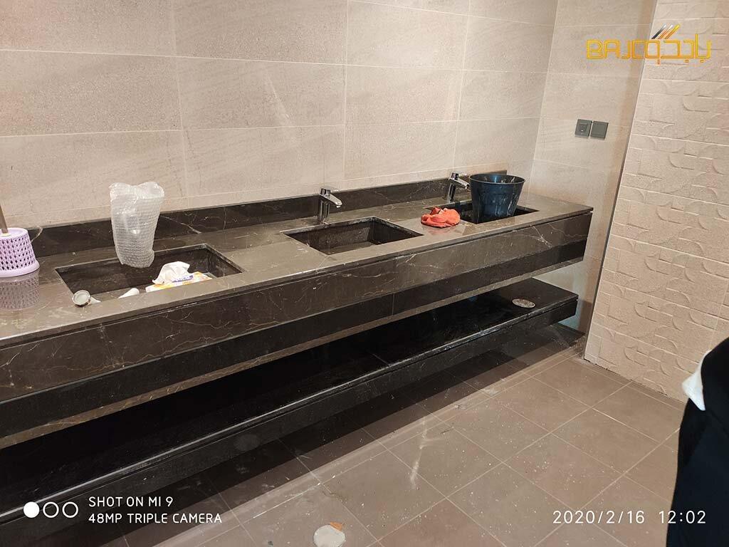 تفصيل مغاسل رخام طبيعي (8)