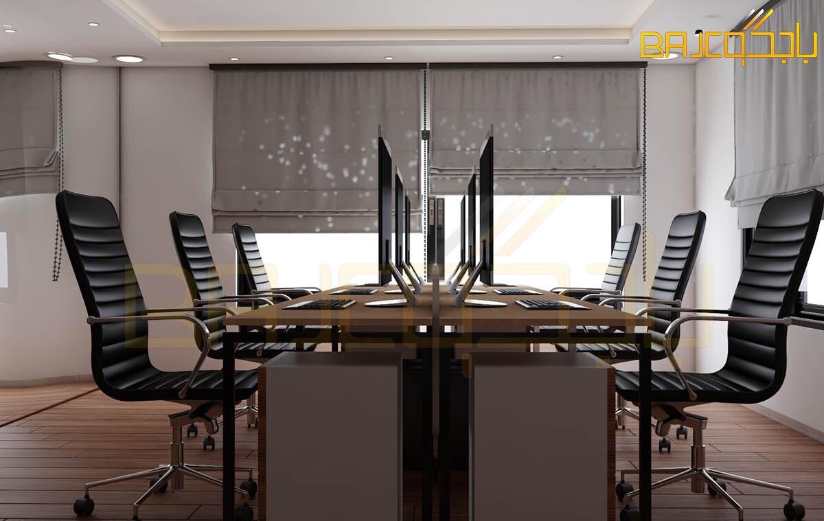 تصميم مكتب نادي ذا التميت